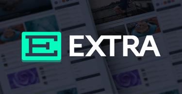 Extra 2.0.23 - элегантная бесплатная тема для WordPress