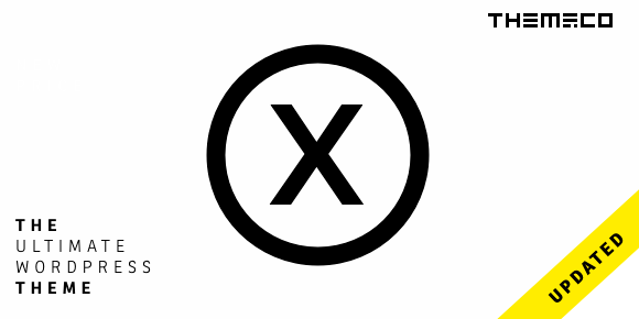 wordpress-x-the-theme-v4-3-1