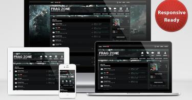 Стиль Frag Zone