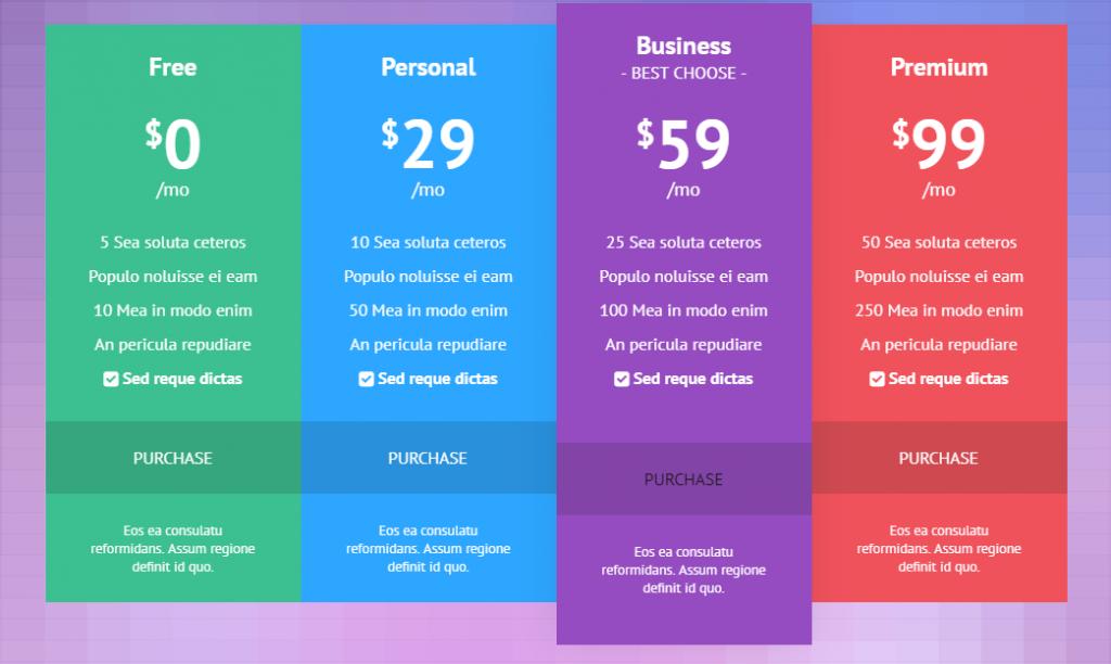 Go Pricing v3.3.11