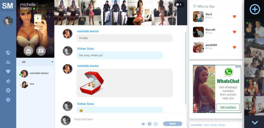 Премиум скрипт Знакомств Social Match Pro v2.0