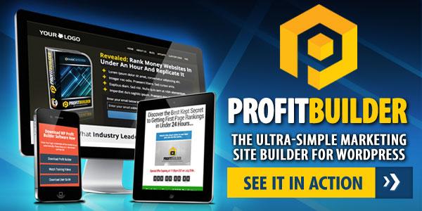 WP Profit Builder v1.7.0