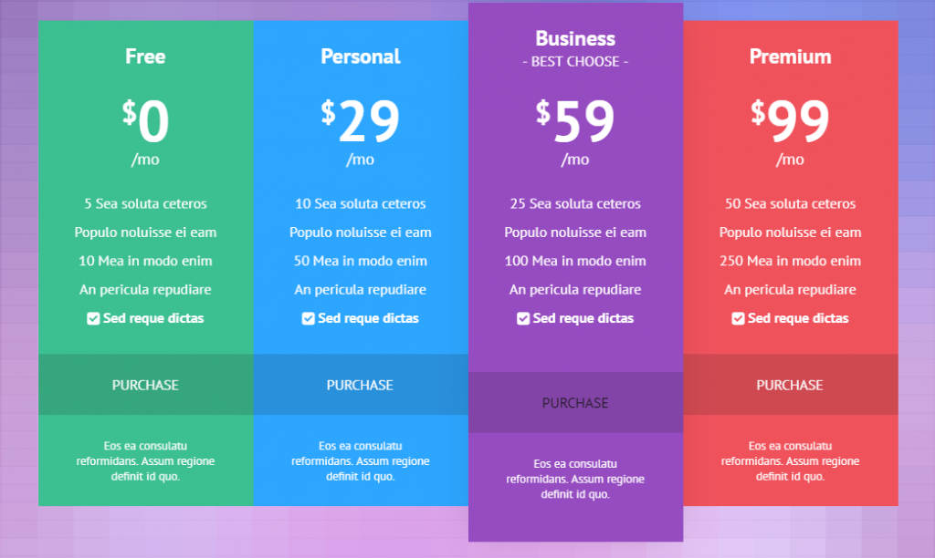 Go Pricing v3.3.11